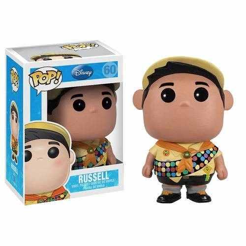 POP! UP Altas Aventuras - Russell