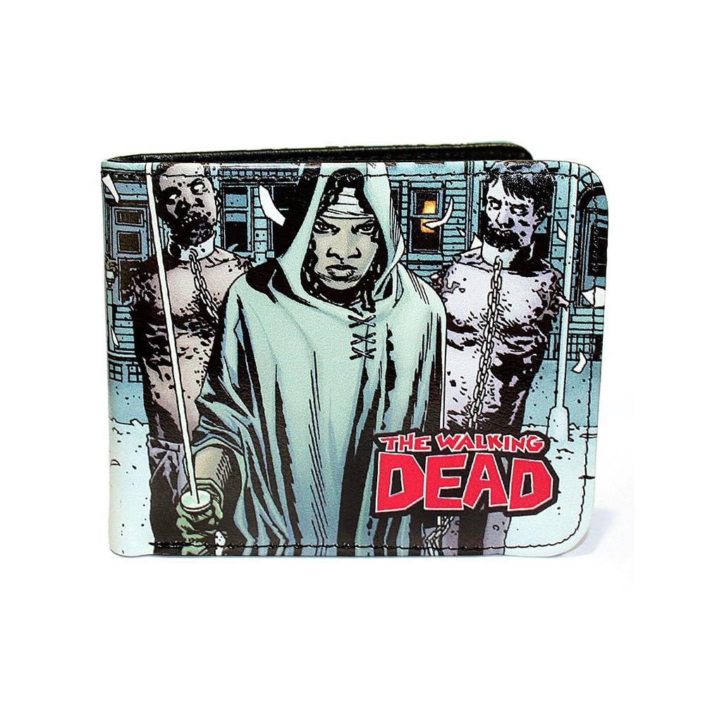 The Walking Dead - Carteira para documentos e dinheiro - Michonne