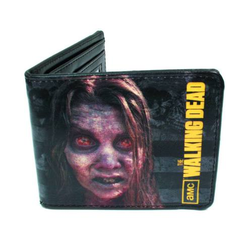 The Walking Dead - Carteira para documentos e dinheiro - Zombie