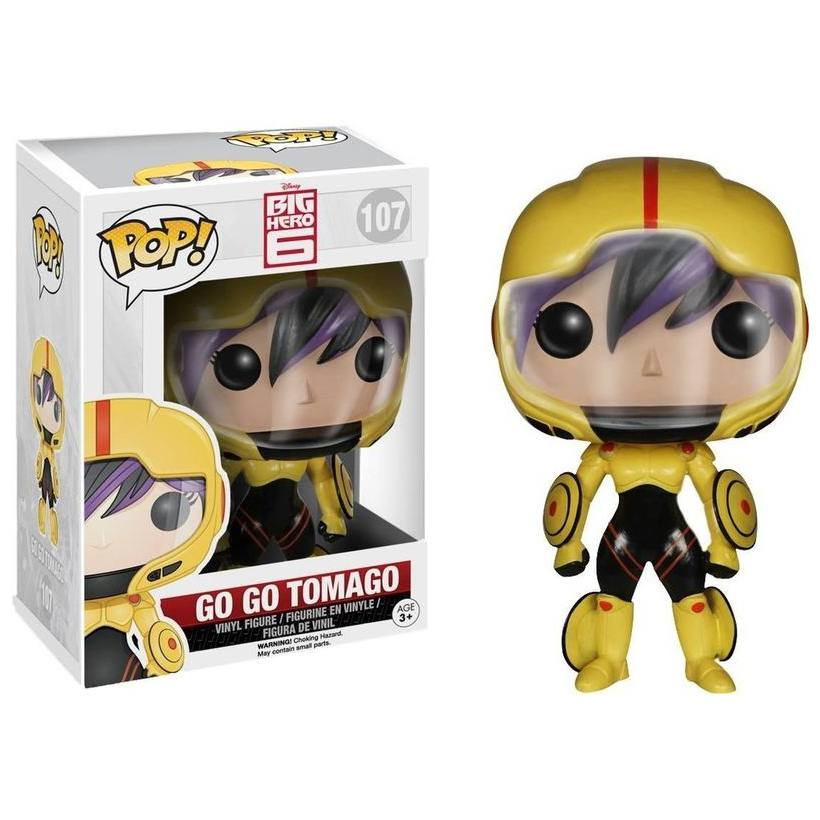 POP! Big Hero 6 - Go Go Tomago