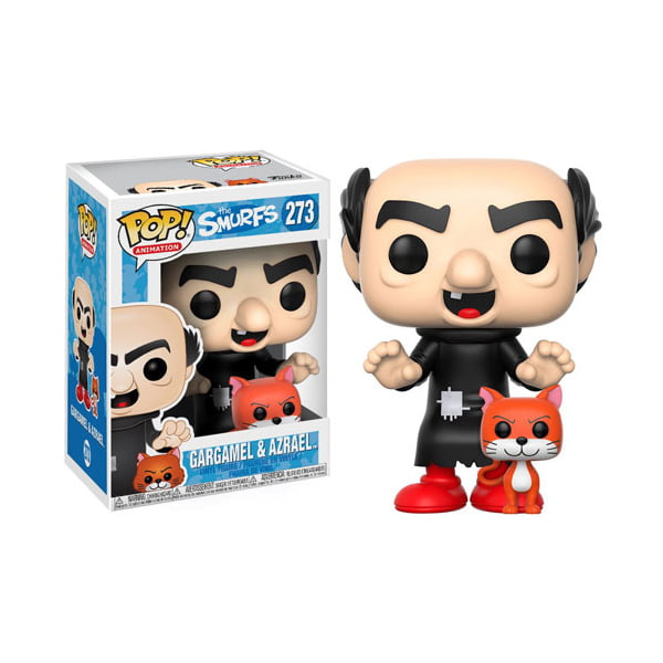 POP! Os Smurfs - Gargamel & Azrael