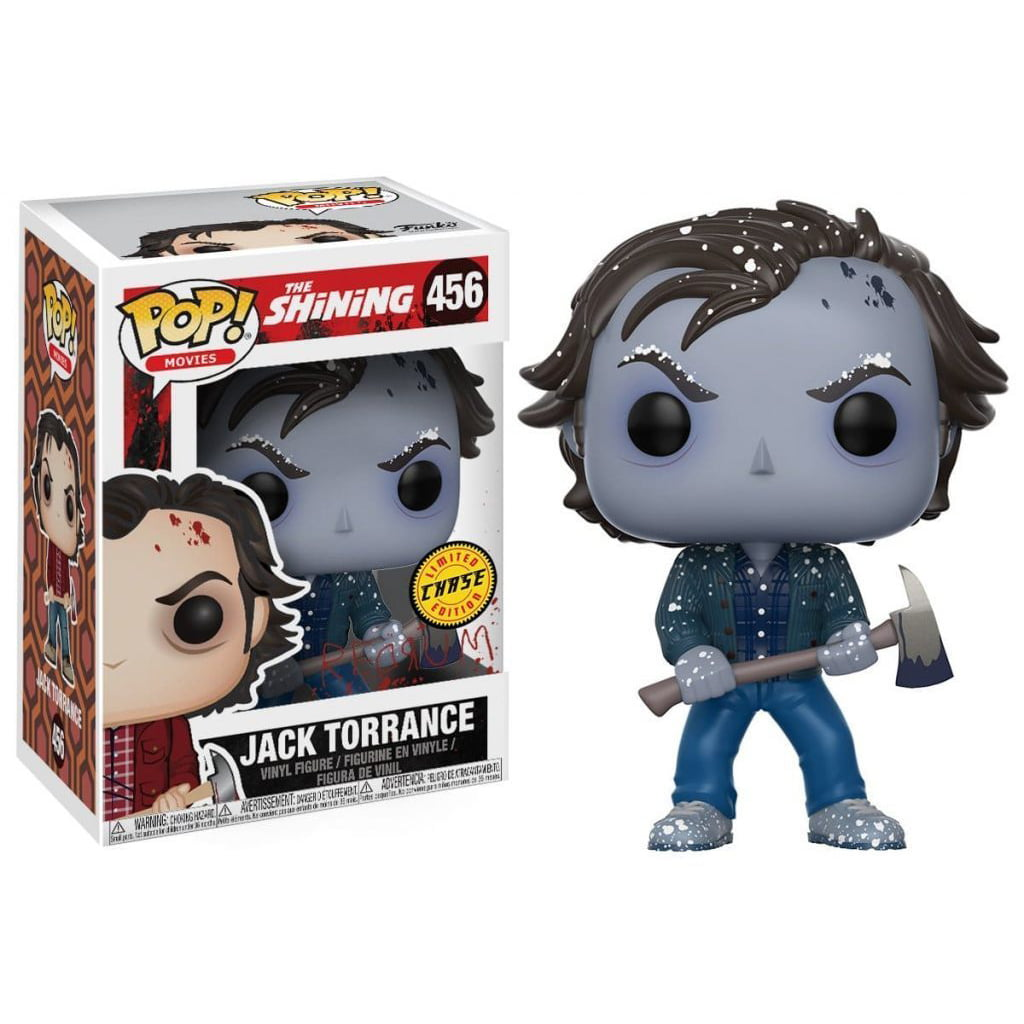 POP! O Iluminado - Jack Torrence - Limited Chase Edition