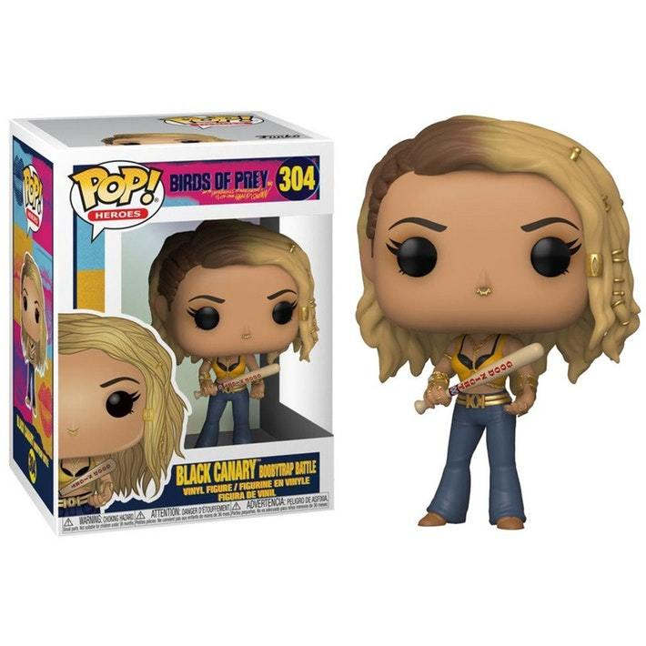 POP! FUNKO - AVES DE RAPINA - BLACK CANARY