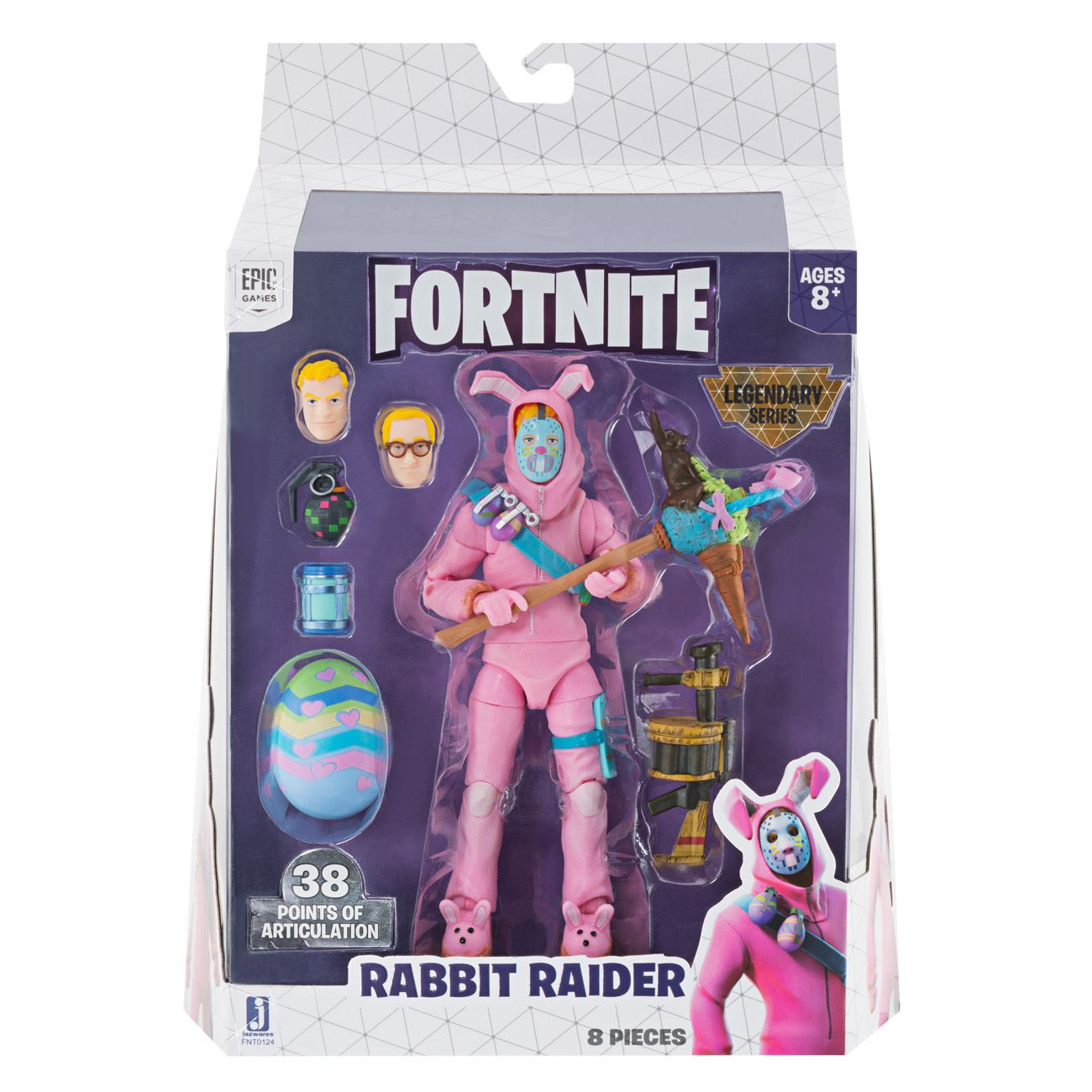 FORTNITE - RABBIT RAIDER - ACTION FIGURE - 15 CM