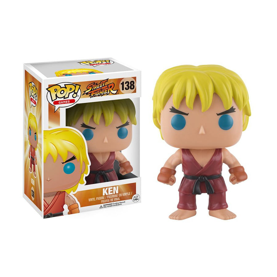 POP! Street Fighter - Ken