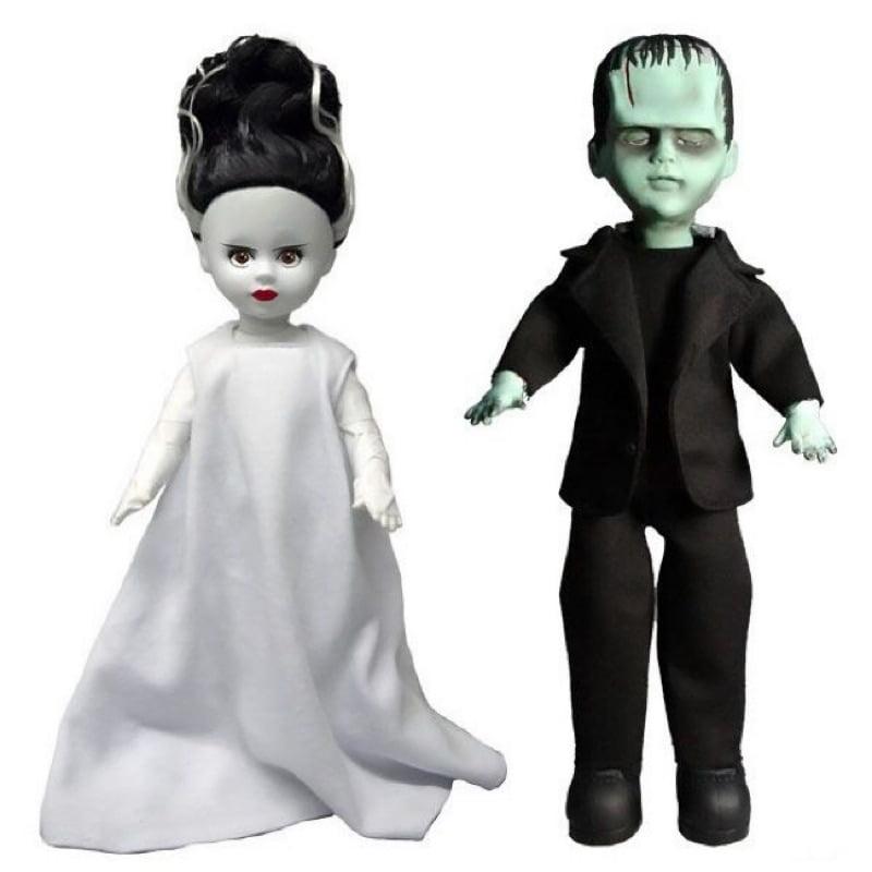 LIVING DEAD DOLLS - FRANKENSTEIN AND THE BRIDE