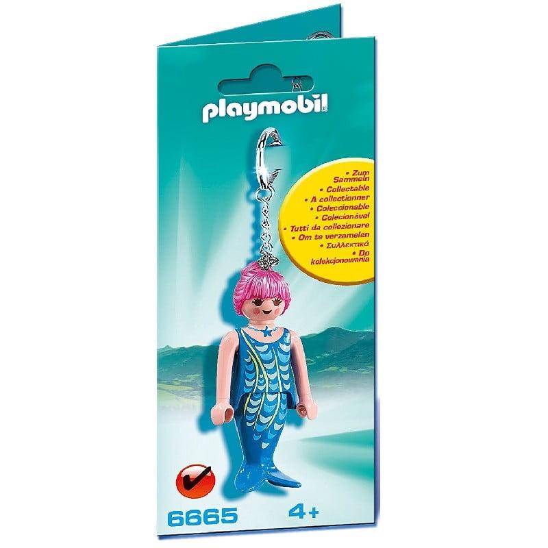 PLAYMOBIL - CHAVEIROS - SEREIA - 6665