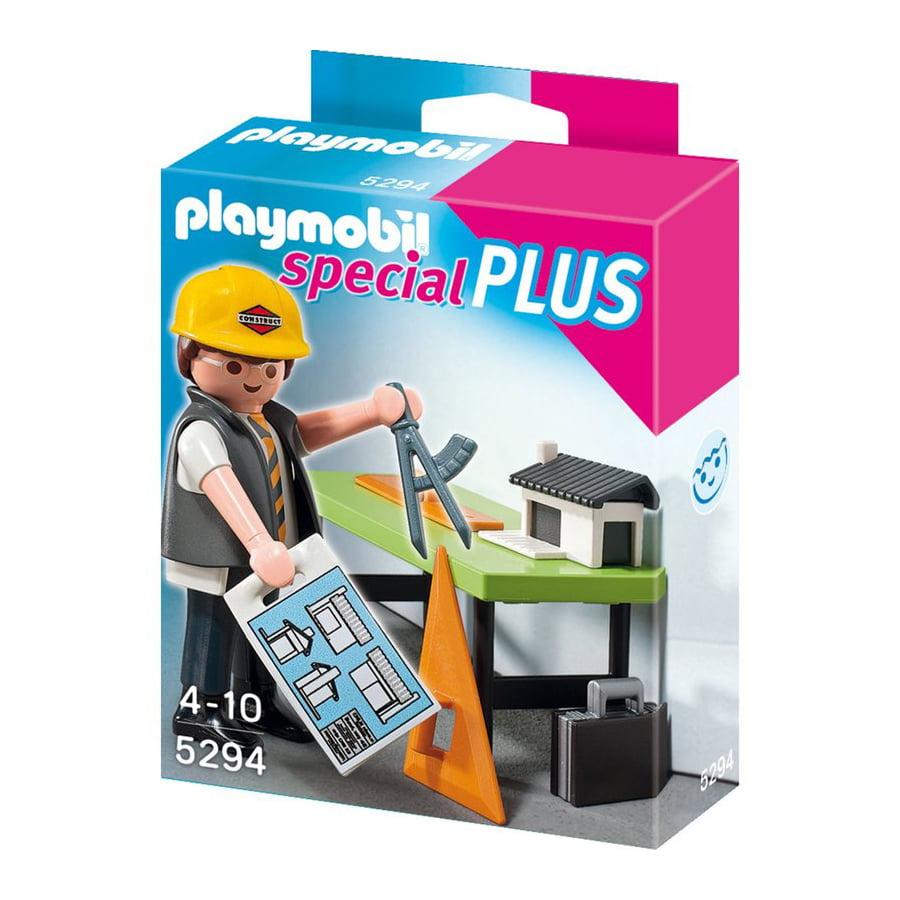 PLAYMOBIL - ESPECIAL PLUS - ARQUITETO