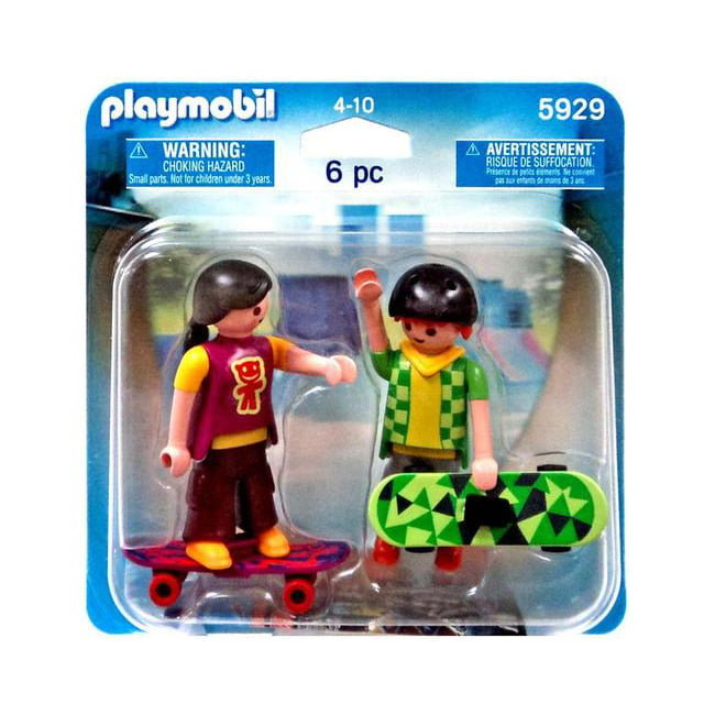 PLAYMOBIL - ESPECIAL - SKATISTA