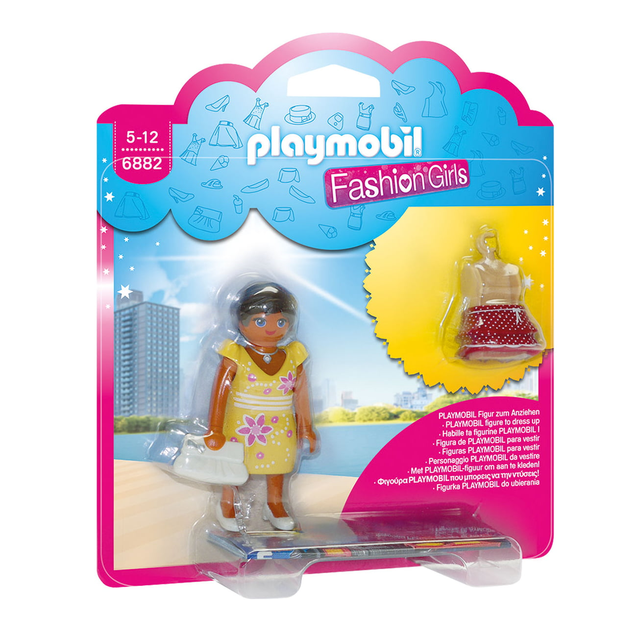 PLAYMOBIL - FASHION GIRLS - 6882