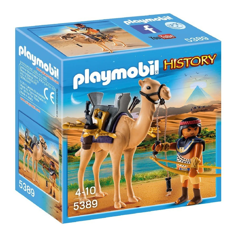PLAYMOBIL - KIT - HISTORY - 5389