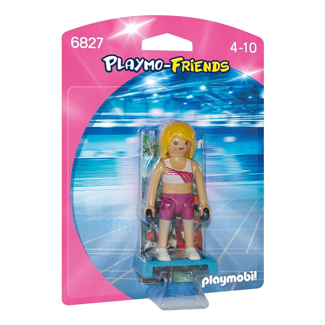 PLAYMOBIL - PLAYMO-FRIENDS - 6827