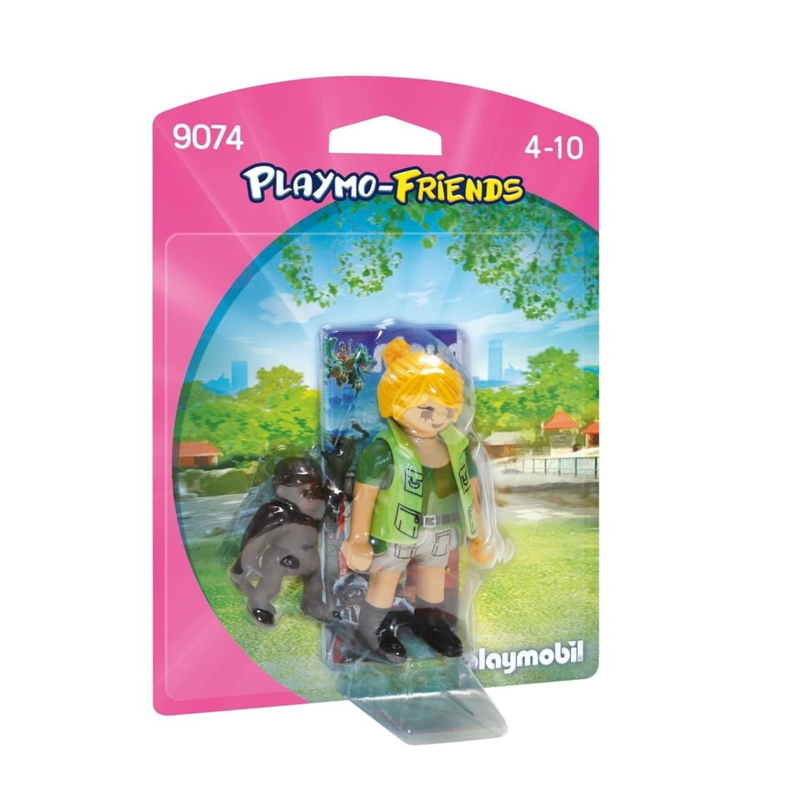 PLAYMOBIL - PLAYMO-FRIENDS - 9074