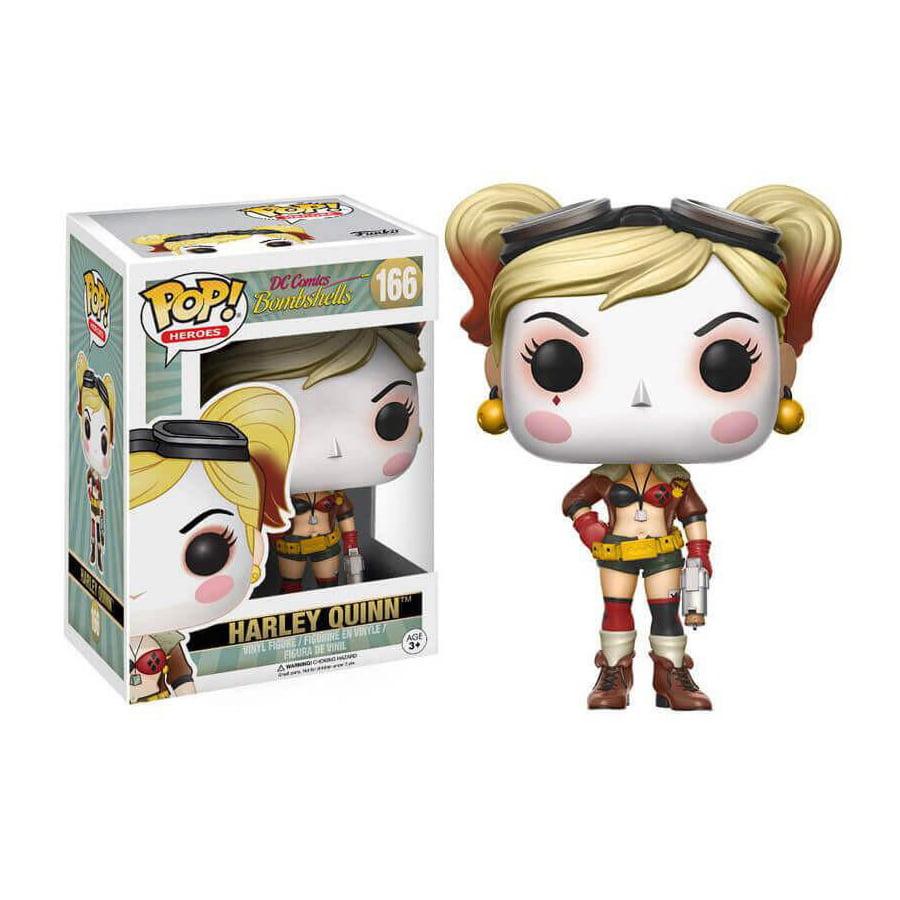 POP! DC Bombshells - Harley Quinn