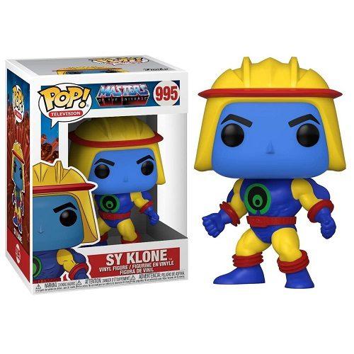 POP! FUNKO - MASTER OF THE UNIVERSE - SY-KLONE