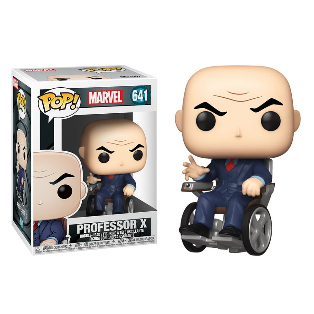 POP! FUNKO - X-MEN 20 ANOS - PROFESSOR XAVIER