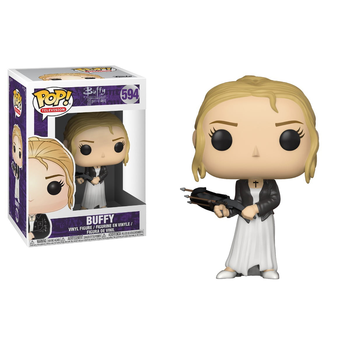 POP! BUFFY A CAÇA VAMPIROS - BUFFY