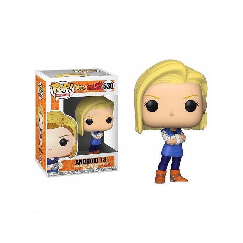 POP! DRAGON BALL Z - ANDROID 18