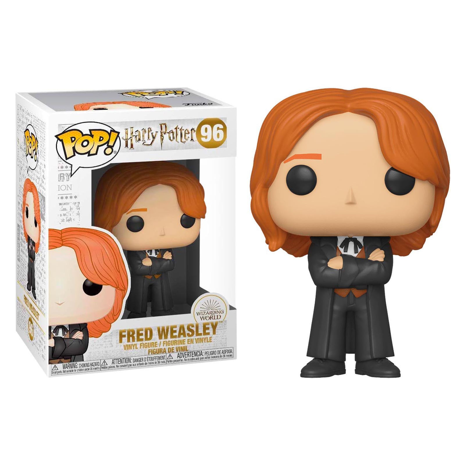 POP! FUNKO - HARRY POTTER - FRED WEASLEY