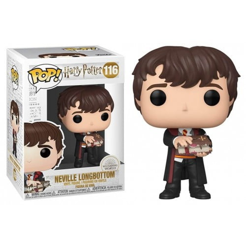 POP! FUNKO - HARRY POTTER - NEVILLE LONGBOTTOM