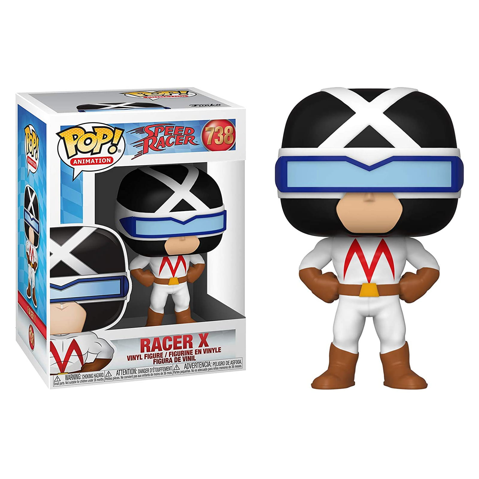 POP! FUNKO - SPEED RACER - RACER X