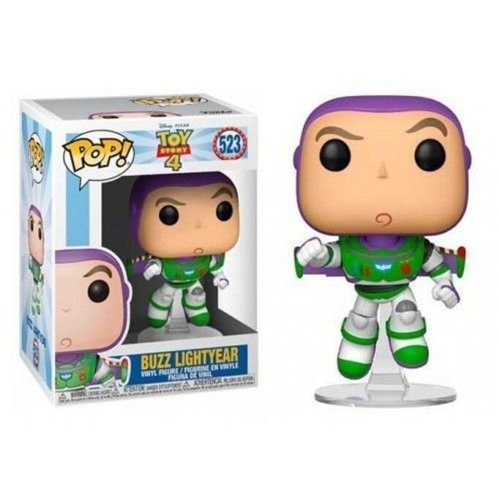 POP! FUNKO - TOY STORY 4 - BUZZ LIGHTYEAR