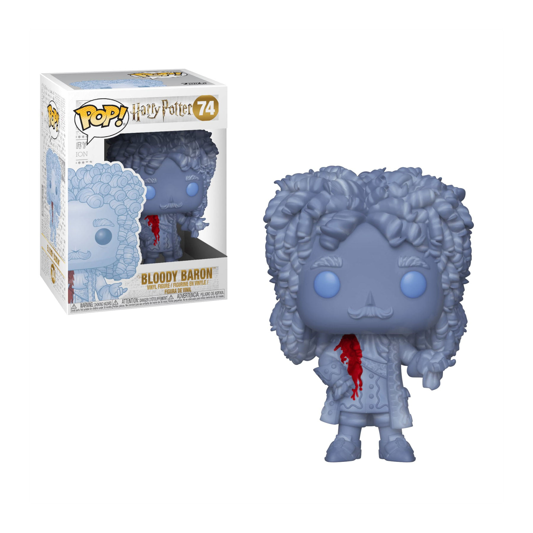 POP! HARRY POTTER - BOODY BARON