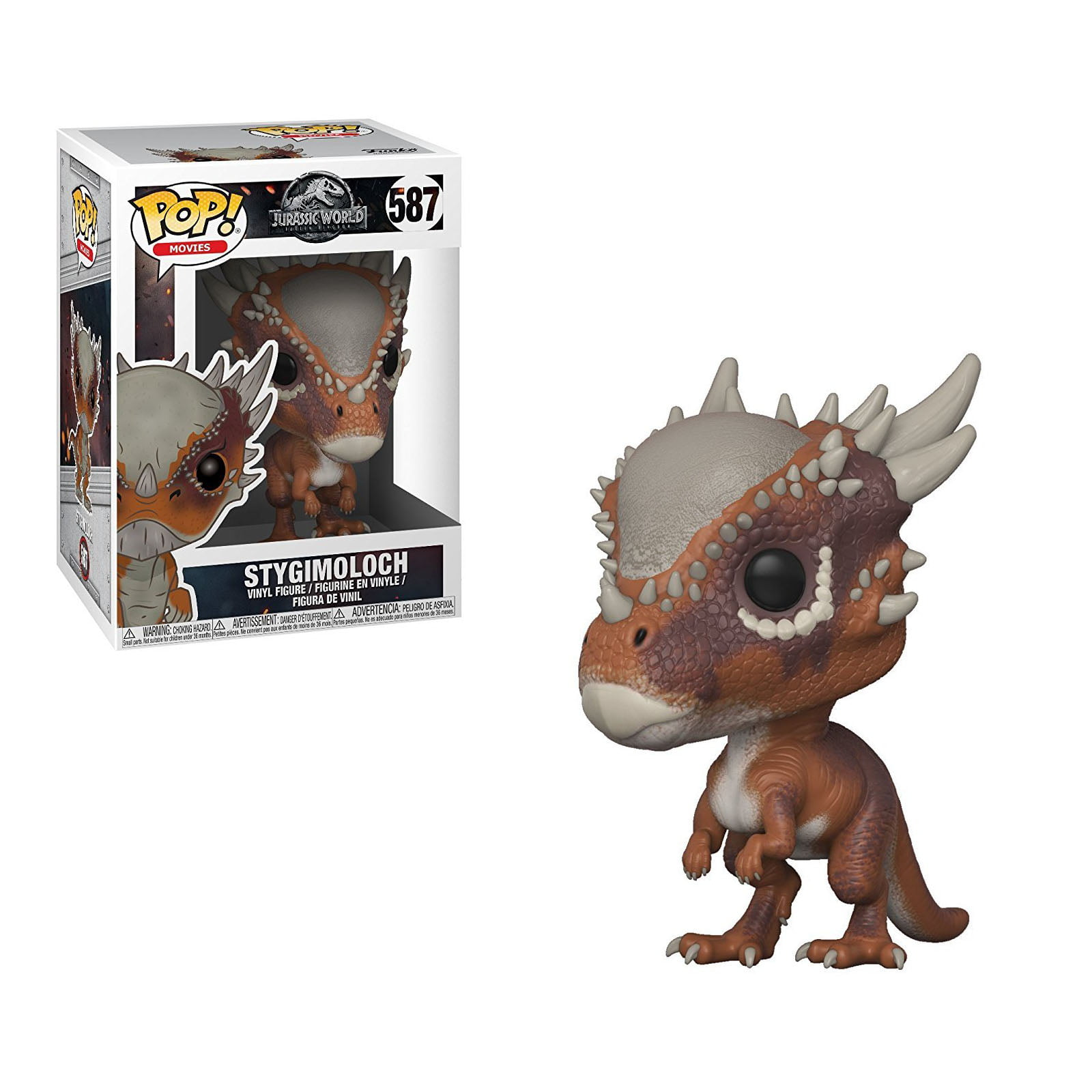POP! FUNKO - JURASSIC WORLD - STYGIMOLOCH