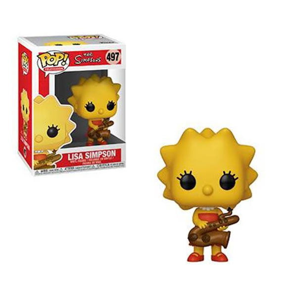 POP! - OS SIMPSONS - LISA SIMPSON