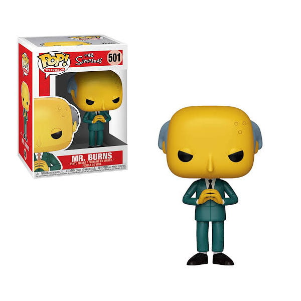 POP! - OS SIMPSONS - MR. BURNS