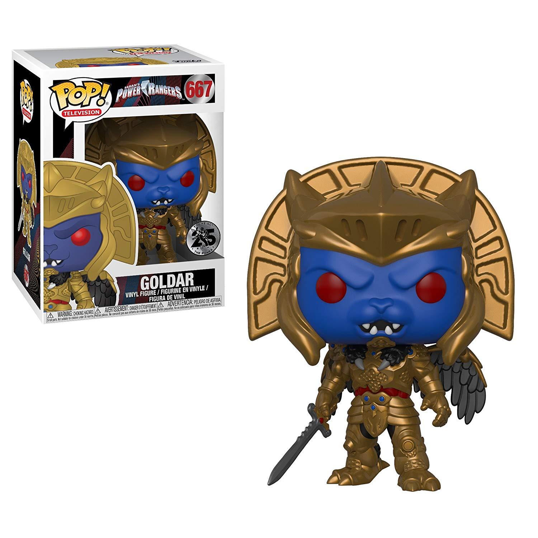 POP! POWER RANGERS - GOLDAR