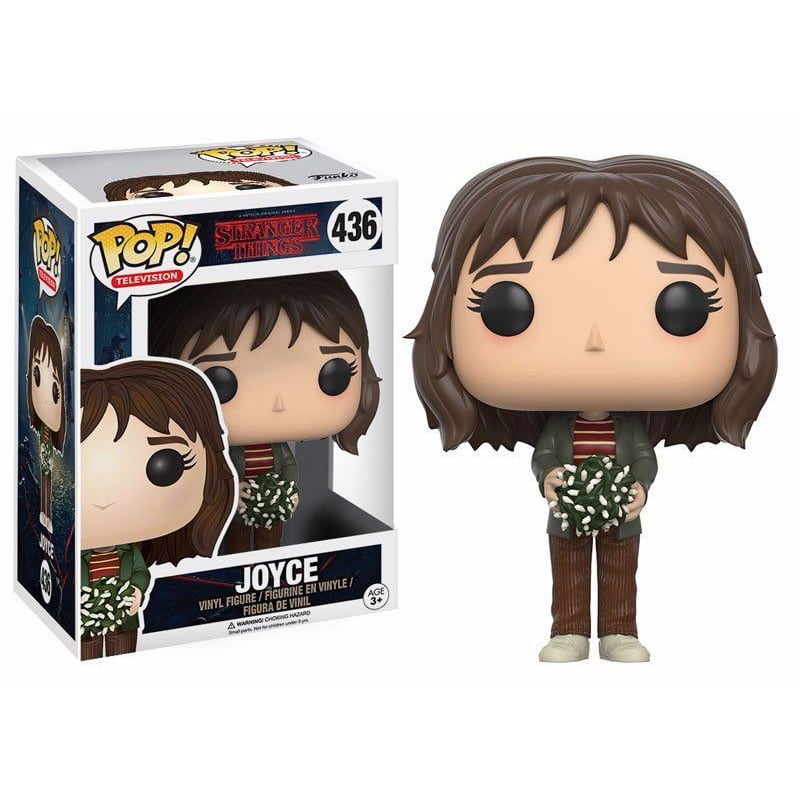 POP! STRANGER THINGS - JOYCE COM PISCA-PISCA