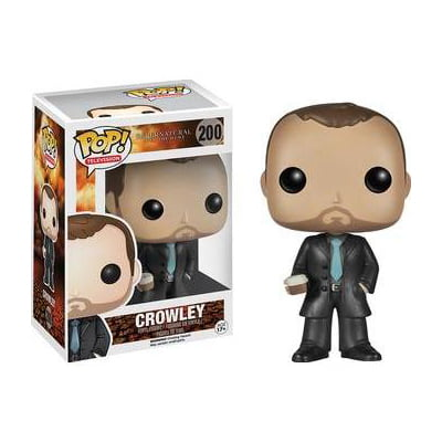POP! SUPERNATURAL - CROWLEY