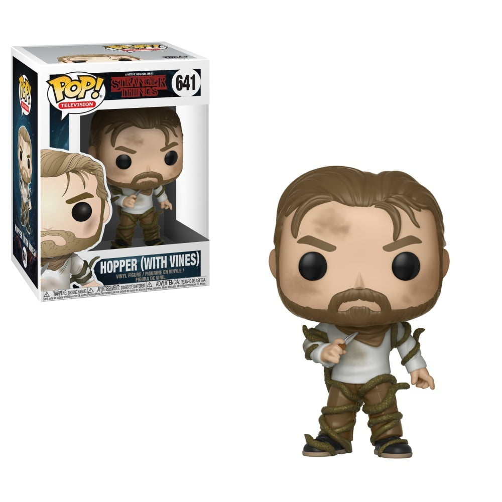 POP! Funko - Stranger Things - Hopper (with Vines)