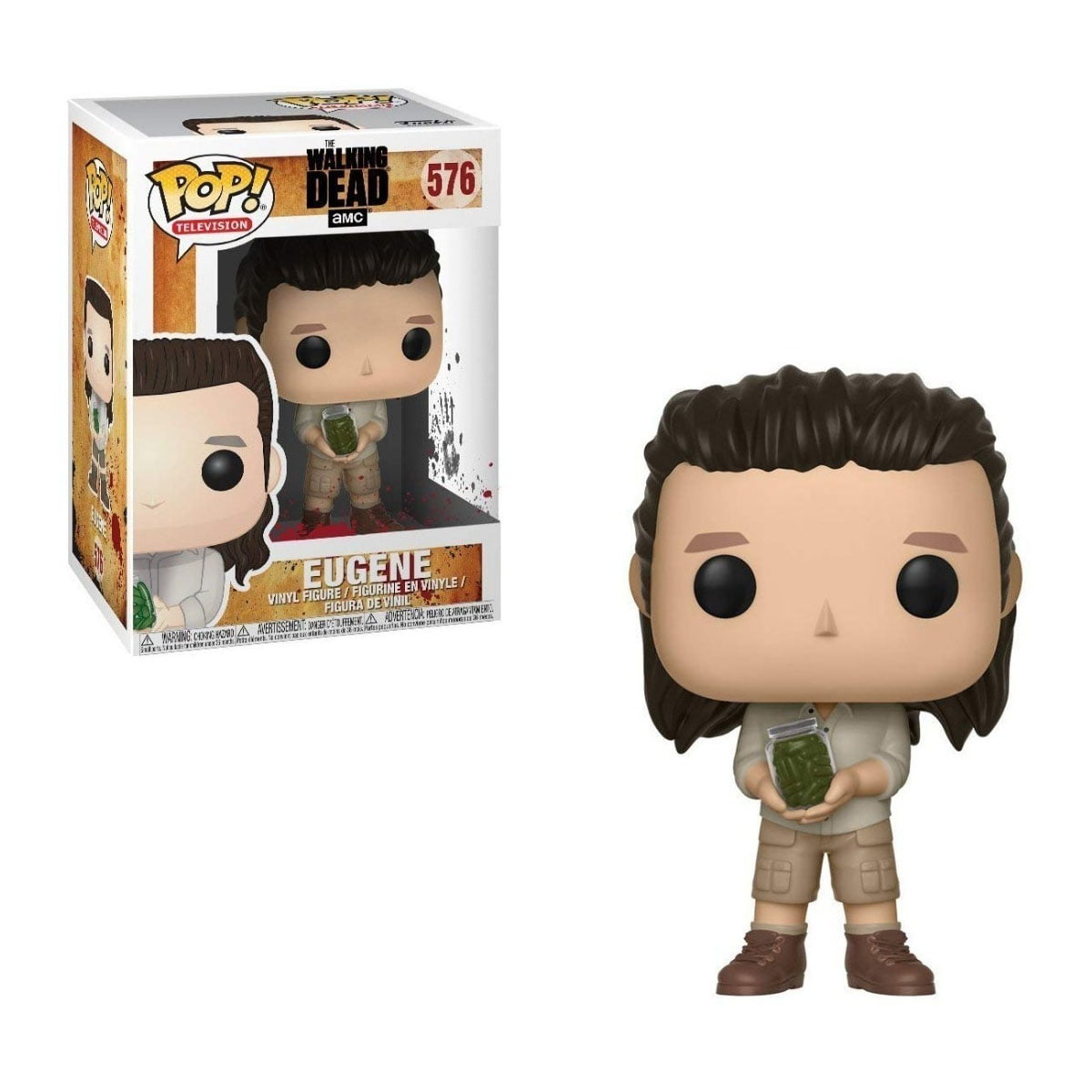 POP! The Walking Dead - Eugene