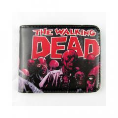 The Walking Dead - Carteira para documentos e dinheiro -  Walkers