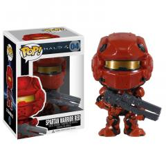 POP! Halo 4 - Spartan Warrior Red