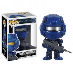 POP! Halo 4 - Spartan Warrior Blue
