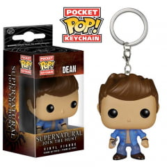 POP! FUNKO Chaveiro - Supernatural - Dean