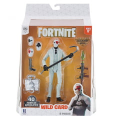 FORTNITE - WILD CARD - ACTION FIGURE - 15 CM