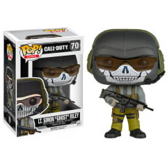 "POP! Call of Duty - LT. Simon ""Ghost"" Riley"