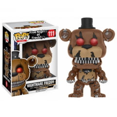 POP! Five Nights at Freddy´s - Nightmare Freddy
