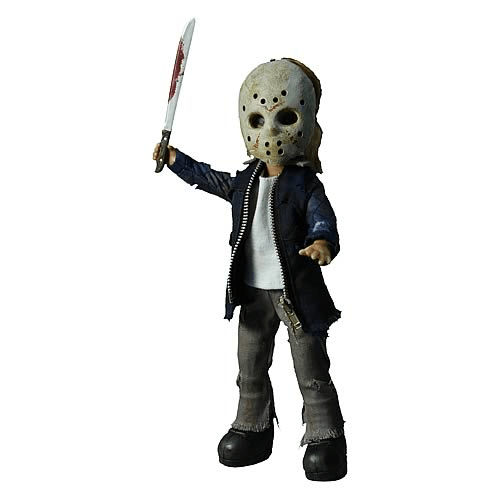 LIVING DEAD DOLLS - JASON VOORHEES