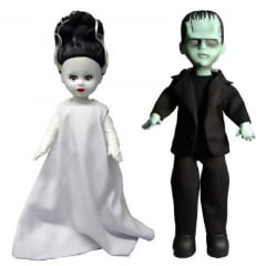 LIVING DEAD DOLLS - FRANKENSTEIN AND THE BRIDE