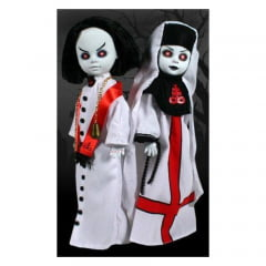 LIVING DEAD DOLLS - SINISTER - MINISTER AND BAD HABIT