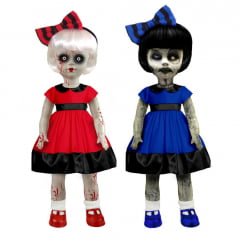 LIVING DEAD DOLLS - TWISTED LOVE - VIOLET E ROSE