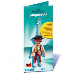 PLAYMOBIL - CHAVEIROS - PIRATA - 6658