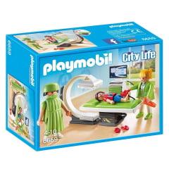PLAYMOBIL - CITY LIFE - RAIO X - 6659