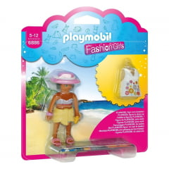 PLAYMOBIL - FASHION GIRLS - 6886