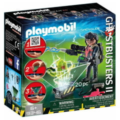 PLAYMOBIL - GHOSTBUSTERS - PLAYMOGRAM 3D - SPENGLER - 9346